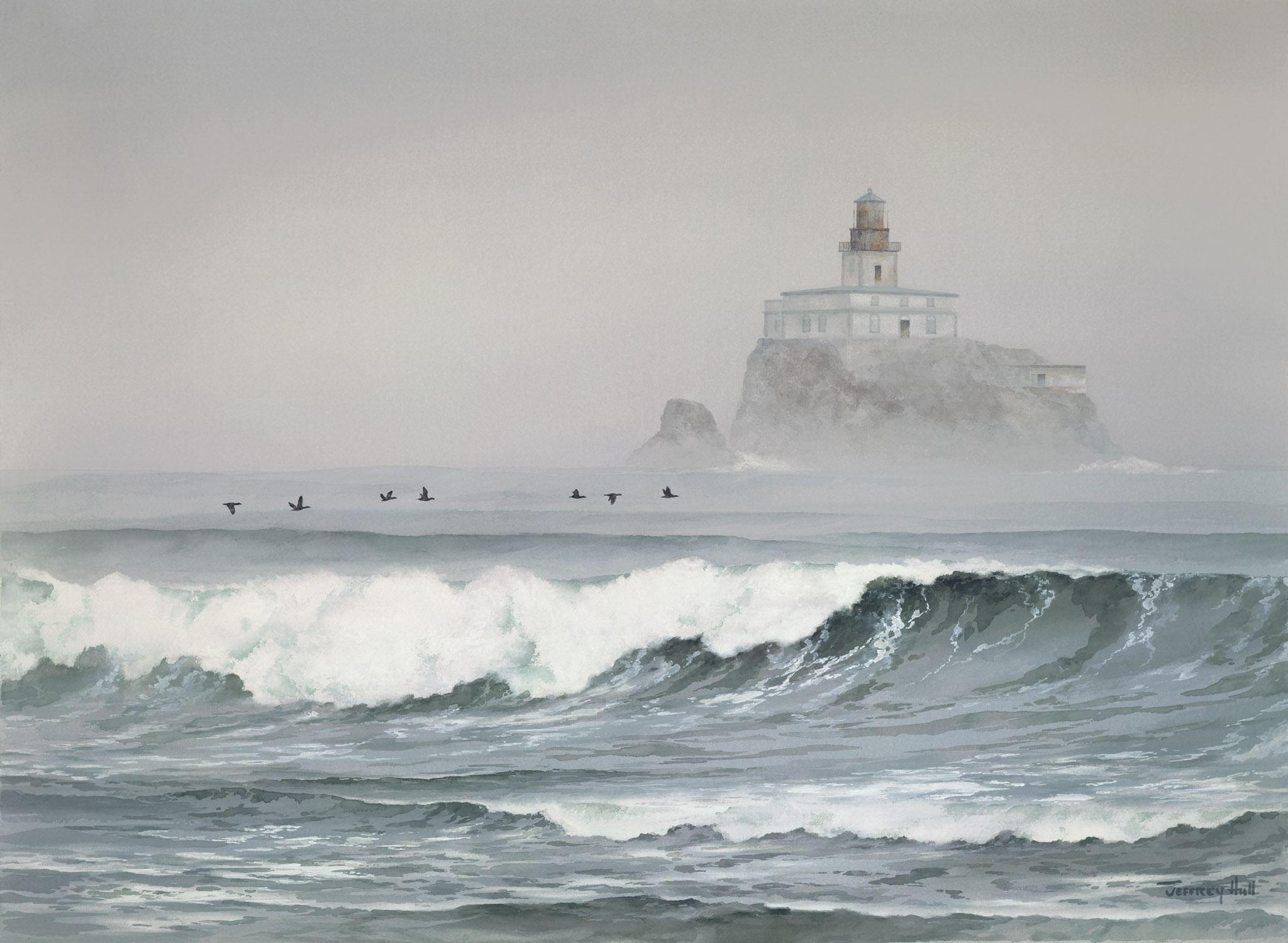 Tillamook Rock Lighthouse The Jeffrey