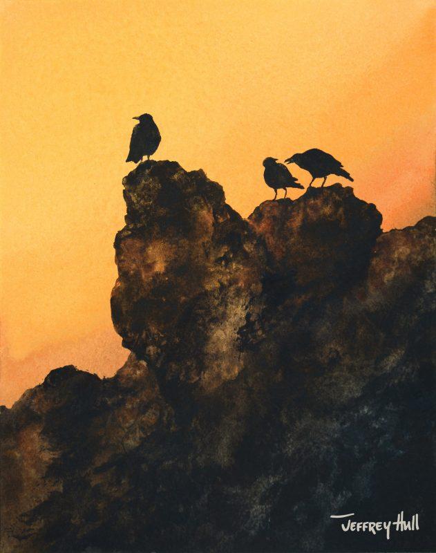Earful At Sunset