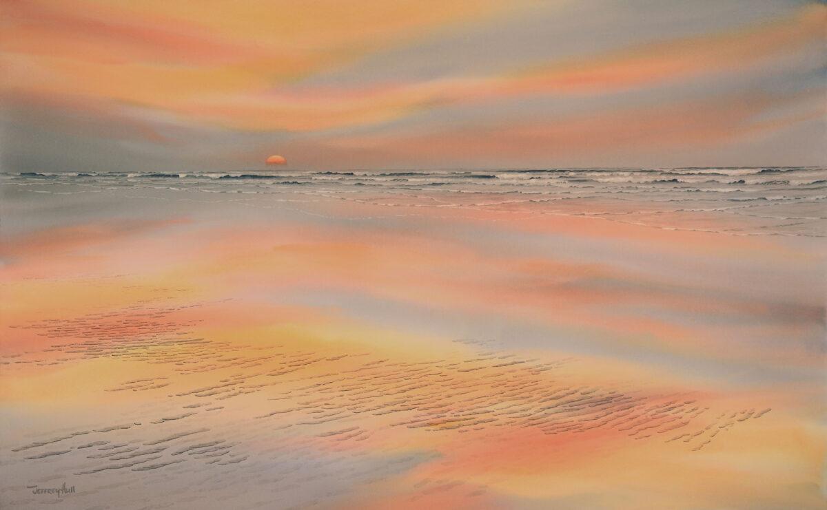 Glassy Sunset